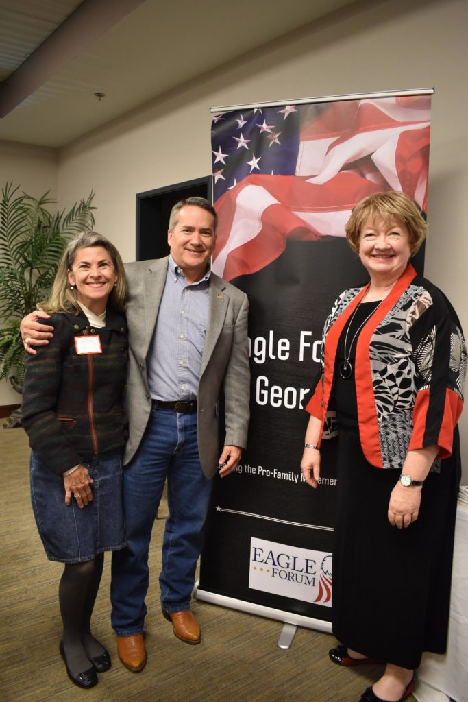 Congressman Jody and Mrs. Dee Dee Hice